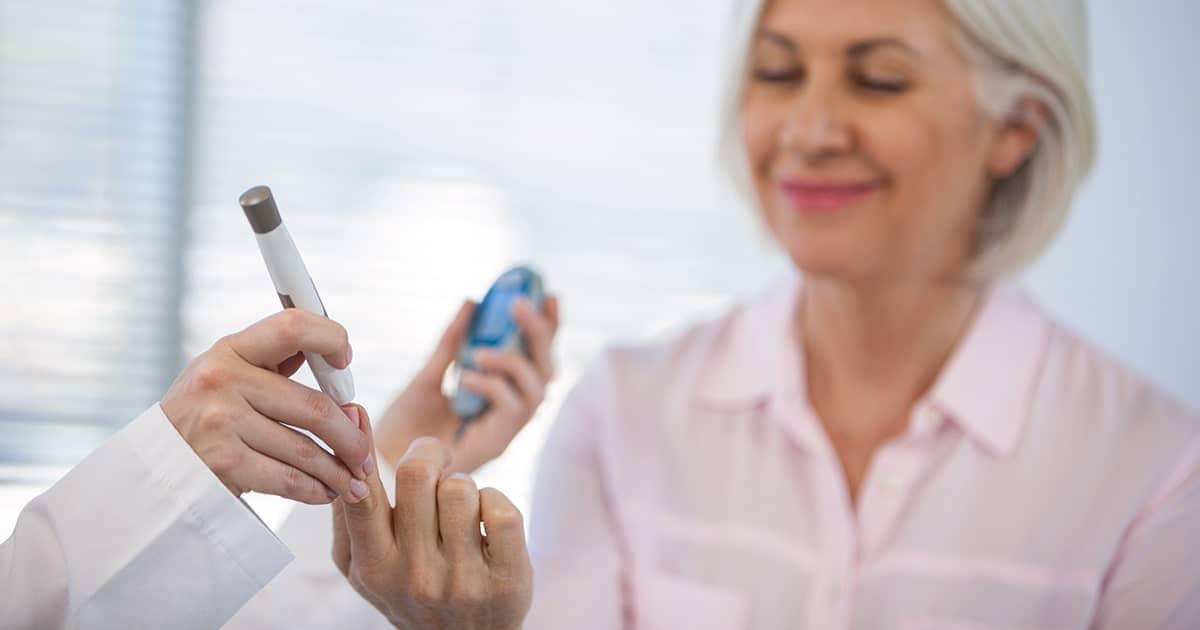 Implantes dentales con diabetes